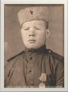 Путин Пётр Михайлович